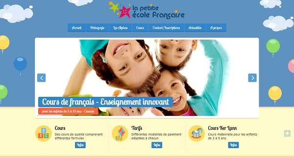 petite école française