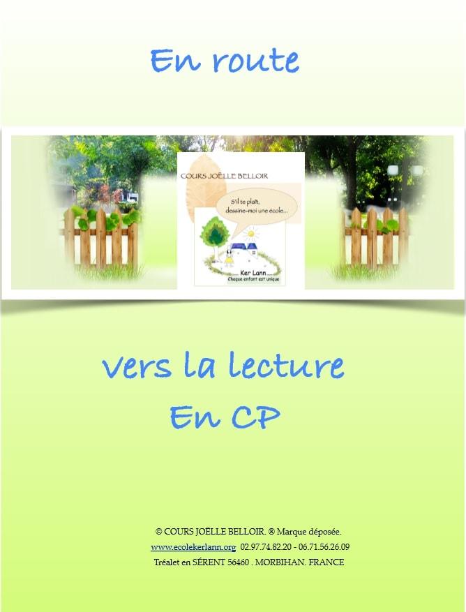 apprentissage lecture cp
