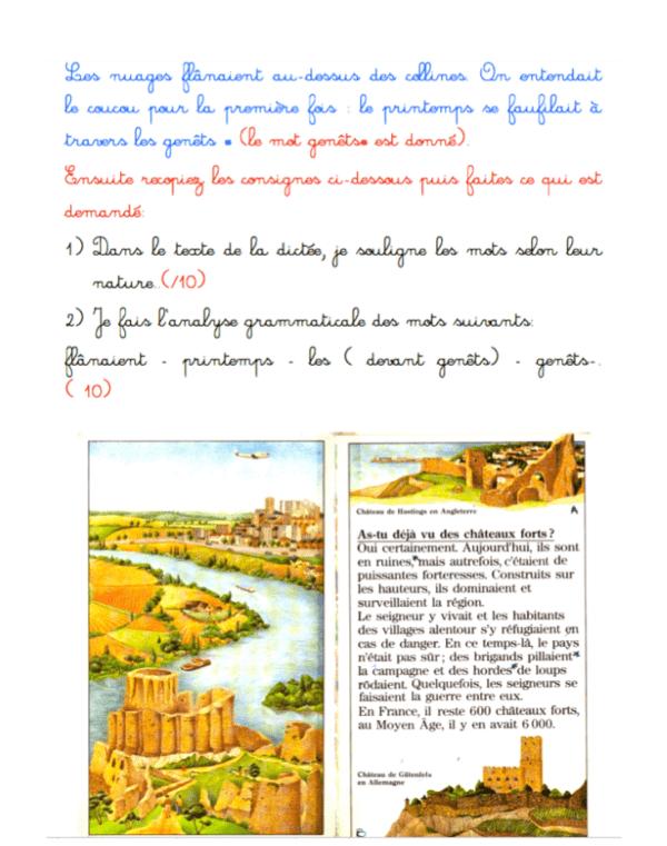 révisions français ce1