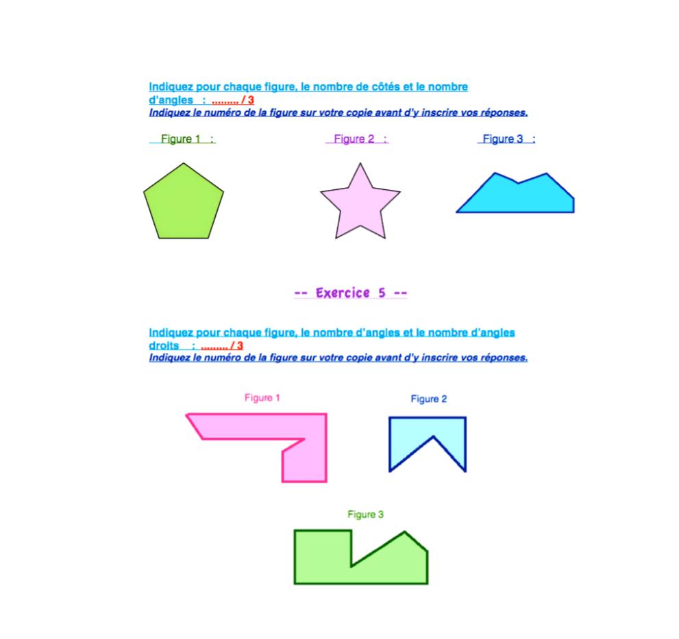 révisions mathématiques CE2