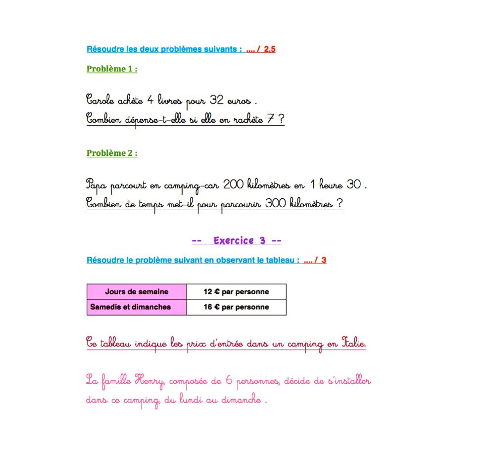 Révisions Mathématiques CM2, Idéal pour entamer une 6ème ...